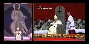 Да не Ви измами Антихристът (или папата), представящ себе си като спасител от световните кризи!