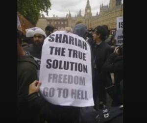 Целта на Исляма е да се наложи Шариата