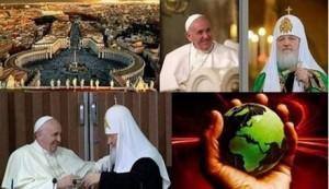 Ватикана активно работи за създаването на Нов световен ред – срещата на папата с руския патриарх в Куба