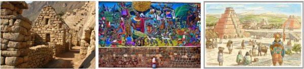 инки цивилизация