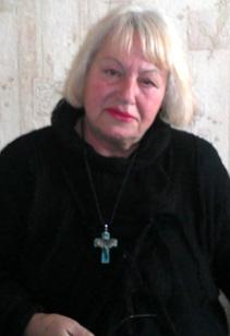 "Милка Божурина, автор на ""Тиамат"""
