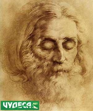 Беинса Дуно Петър Дънов портрет от Борис Георгиев