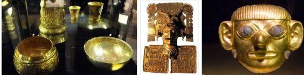 златото на инките