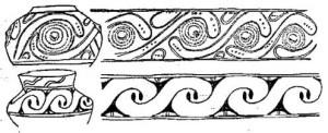 Змийски орнаменти