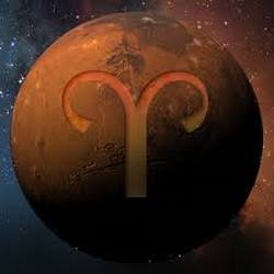 зодия Овен Марс