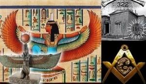 Ето какво носи поклонението на езическата богиня Изида от масонската елитна група на САЩ, Череп и кости! 3/22 фалш флаг – датата 22 март!