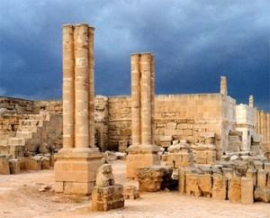 Артефакти останали от древния град Ерихон