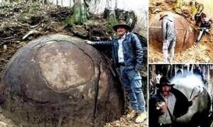 Загадъчна гигантска каменна сфера открита в Европа е доказателство за изчезнала европейска цивилизация, според д-р Османагич