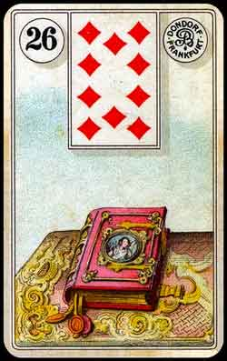 гледане на карти таро ленорман карта на седмицата 01