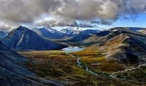 Уралските планини, където били окрити артефакти с древна нанотехнология, доказваща съществуването на напреднала цивилизация преди потопа