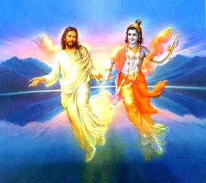 24 май Христос и Буда