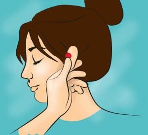 рефлексотерапия точков масаж су джок акупресура 09