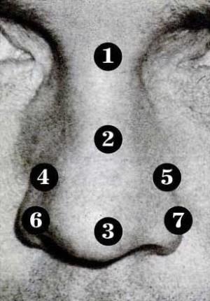 рефлексотерапия точков масаж су джок акупресура 05
