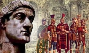 Константин Велики е известен с издаването на Миланския едикт през 313 г. сл. Хр., с който се дава свобода на християните да извършват своите богослужения и да изповядват свободно вярата си.