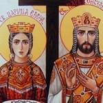 Св. Константин – царствен покровител на християните и св. Елена – 21 май е голям техен празник