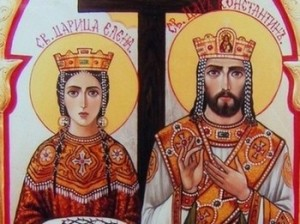 Православната църква е определила 21 май за празник на Св. Константин и св. Елена