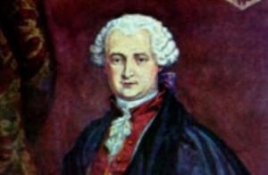 Граф Сен-Жермен портрет