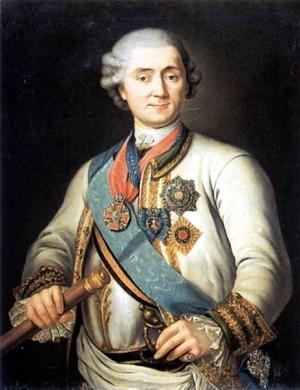 Граф Сен Жермен