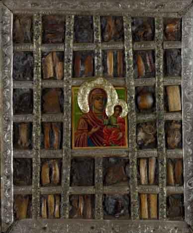 Най-мощните лечебни и чудодейни икони в България