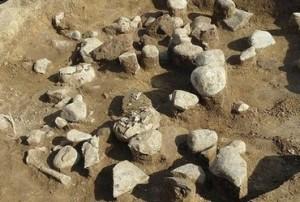 В околностите на Мусларево са намерени доказателства за древни тракийски жертвоприношения на деца