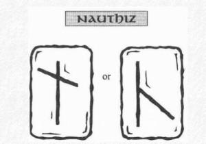 Значение на отделните руни - Nauthiz