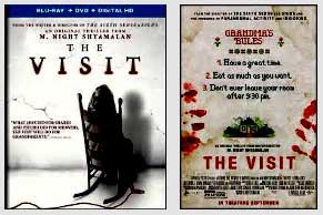 the visit филми на ужасите