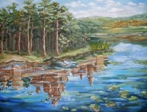 До днес е запазена легендата за потънал град в Русия в езеро Светлояр - Китеж, по времето на татарското нашествие.
