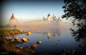 Град Китеж - руската Атлантида.