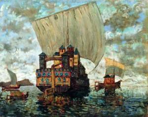 исторически град в Русия Китеж руската Атлантида - 03