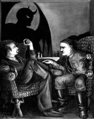 хитлер как да продам душата си на дявола - 03