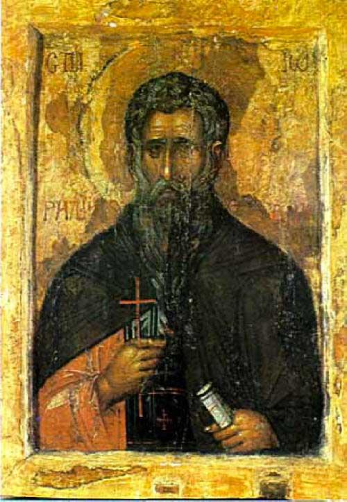 Свети Иван Рилски Рилски манастир