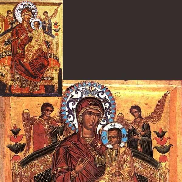 Света Богородица Всецарица - 01
