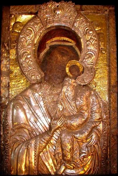 Света Богородица 01 Бачковски манастир