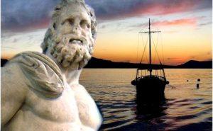 В царството на Посейдон: митично пътешествие около Егея.