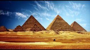 Imalo e chetvarta cherna piramida v Giza, spored drevnite tekstove