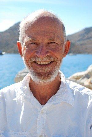 Питър Маршал - автор на 16 книги и пътешественик.