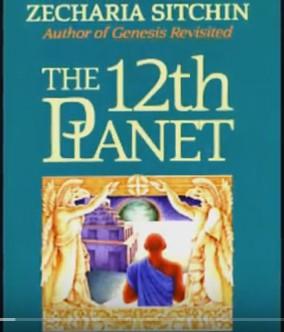 Книгата 12-та планета на Захариа Сътчин.