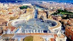 Юбилейната година на Ватикана е посветена на милосърдието, но е в услуга на целите за икуменизъм, сближаване с Исляма и НСР.