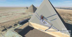 Мистериозни тайни стаи в Хеопсовата пирамида са открити от археолози.