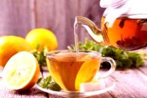 Билков чай за черен дроб за неговото пречистване и детоксикация.