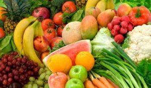 Предотвратяване на тумори с хапване на плодове и зеленчуци.