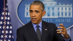 """Предсказание на Ванга: 44-ият президент на САЩ ще бъде афроамериканец - но тя също така предупреди, че той ще бъде """"последният президент на САЩ""""."""