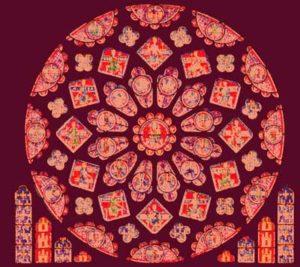 медитация в църква позитивни мисли, визуализация