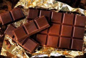 Вкусното лакомство шоколад е полезен за Вашето здраве.
