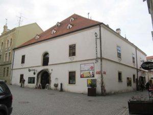 Град Зноймо в Чехия. Намира се на 190 км югоизточно от столицата на страната Прага.