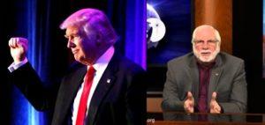 Рик Джойнър с пророчески глас за Тръмп и текущите събития.