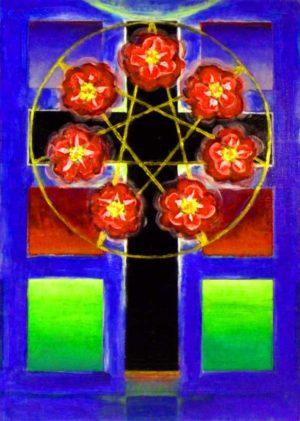 медитация 13 кръст рози начинаещи обучение
