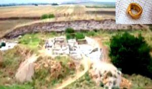Мястото на разкопките край село Юнаците, Пазарджишко, където е открито най-старото злато в Европа.