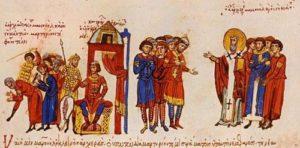 Преследването на християните в България.