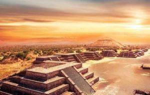 Теотиуакан е бил един от най-големите градове преди Колумб в Северна и Южна Америка.